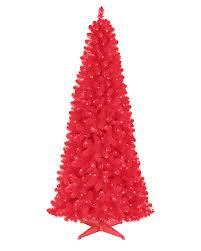 pink christmas trees treetopia