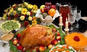 thanksgiving buffet brunch at the