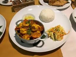 curcuma cuisine gastronomic restaurant siem reap crevette curcuma