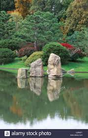 Botanic Garden St Louis by Missouri Botanical Garden St Louis Usa Rocks In The Seiwa En