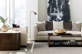Moderne Sofa Modern Streamline Collection From Caracole Available At Place Direct