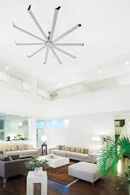 Ceiling Fans For Living Rooms Ceiling Fan Contemporary Living Room Other By Haiku