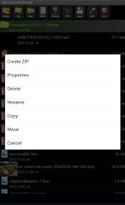 how to unzip files on android how to compress and unzip files and folders on your android phone