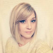 shorter hairstyles with side bangs and an angle 22 trendy bob hairstyles with bangs popular haircuts
