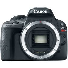 amazon com canon eos rebel sl1 digital slr with 18 55mm stm lens
