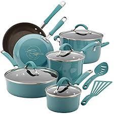 black friday deals on cookware set amazon com gotham steel 10 piece nonstick frying pan and cookware