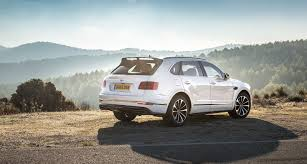 bentley suv 2017 the bentley bentayga is an suv worthy of royalty sharp magazine
