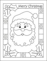 free printable christmas coloring pages kids printables