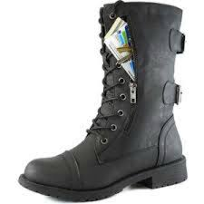 womens combat boots size 9 amazon com soda womens dome combat boots mid calf