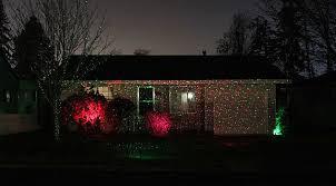 lazy christmas lights laser christmas lights and outdoor laser lights light em up lasers