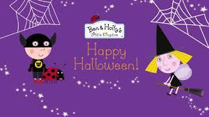 ben and holly u0027s little kingdom spooky halloween compilation