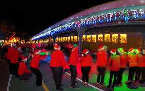 the magical polar express train ride in vermont everyone should