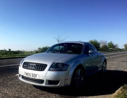 2005 audi tt mk1 3 2 v6 quattro 247bhp manual 1 owner from new