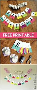 best 25 free printable banner ideas on printable