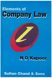 buy elements of company law book online at low prices in india