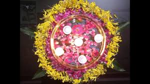 indian traditional center table decoration ideas for diwali 1