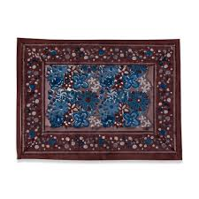 table decoration contemporary dining table accessories for dining exciting dining room decoration with various table placemats cool dark brown blue flowery linen table