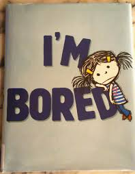 When I M Bored Meme - textile trolley a book review i m bored by michael ian black