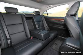 2013 lexus es300h interior lexus es 300h toronto limo service
