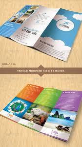 zoo brochure template make travel brochure free fieldstation co