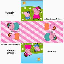 peppa pig farm free printable boxes parties