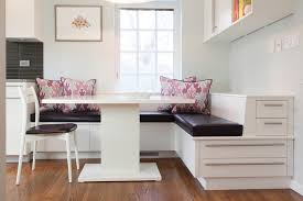 Kitchens With Banquette Seating Trendy Kitchen Banquette Seating And Dining Room Furniture House