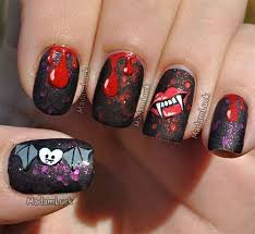 99 best halloween nail art images on pinterest halloween nail