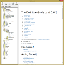 github blacksmoke26 yii2 manual chm yii 2 latest guide api docs