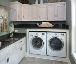 Washing Machine In Kitchen Design A Washing Machine In The Kitchen Or In The Bathroom Disguised