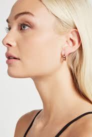 huggie earring small stud huggie earring