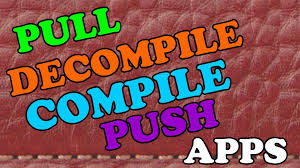 decompile systemui apk pull decompile compile push systemui