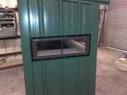 deer blind doors u0026