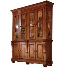 2 Piece China Cabinet Two Piece China Hutch By Kincaid Furniture Wolf And Gardiner