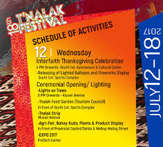 thanksgiving sports schedule t u0027nalak festival 2017 schedule of activities facebook