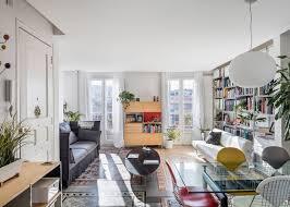 Define Livingroom Decorative Tiles Define Living Spaces In This Historic Apartment