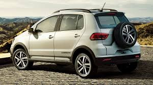 volkswagen fox 2016 volkswagen crossfox urban white 2016 wallpapers and hd images