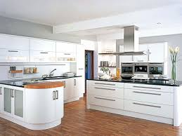 Pizza Kitchen Design Home Decor Modern White Kitchen Design Led Kitchen Lighting