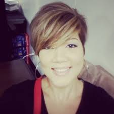 tessanne chin new hairstyle 52 best frisuren images on pinterest short hair up hair cut and