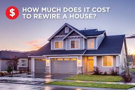 How Much Does It Cost To Rewire A Chandelier How Much Does It Cost To Rewire A House Platinum Electricians