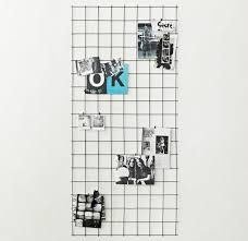 unique 10 metal grid wall design decoration of national hanger