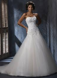 Cheap Maggie Sottero Wedding Dresses I Tulle But I Kind Of Love This Kleinfeldbridal Com Maggie