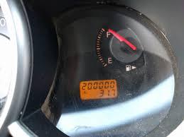nissan versa fuel indicator 200k mile club nissan versa forums