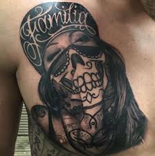 50 stylish gangster tattoos ideas and designs 2018 page 3 of 5