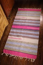 hand woven indian dhurrie rug medium u2013 penny bizarre indian