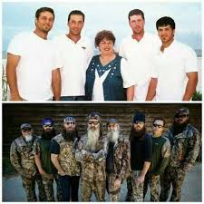 did you see duck dynasty duck dynasty how do the robertsons feel about working with robert