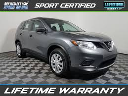 nissan rogue used 2016 used 2016 nissan rogue 4d sport utility in orlando zr823475