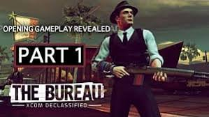 the bureau gameplay the bureau xcom declassified few minutes of gameplay the