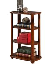 Bookshelf End Table Don U0027t Miss This Deal On Walnut Wood 3 Tier Accent Side End Plant