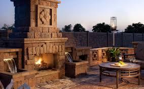 outdoor fireplace photo gallery u0026 design ideas tampa bay area