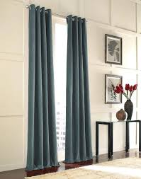 Blue Ticking Curtains Curtain Blue Andte Stripe Curtain Panelsblue Striped Ticking
